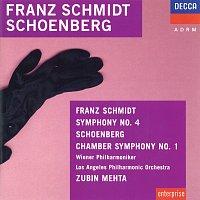 Wiener Philharmoniker, Los Angeles Philharmonic, Zubin Mehta – Schmidt: Symphony No.4 / Schoenberg: Chamber Symphony