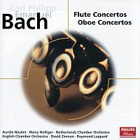 Heinz Holliger, Aurele Nicolet, Netherlands Chamber Orchestra, David Zinman – Bach, C.P.E.: Concertos for Flute and Oboe