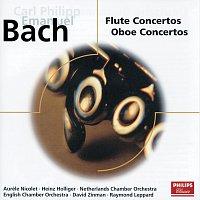 Heinz Holliger, Aurele Nicolet, Netherlands Chamber Orchestra, David Zinman – Bach, C.P.E.: Concertos for Flute and Oboe