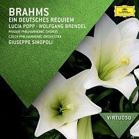 Lucia Popp, Wolfgang Brendel, Prague Philharmonic Chorus, Giuseppe Sinopoli – Brahms: Ein deutsches Requiem