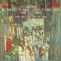 Přední strana obalu CD Martinů: Hora tří světel