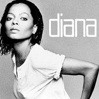 Přední strana obalu CD Diana