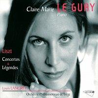 Claire-Marie Le Guay, Orchestre Philharmonique de Liege, Louis Langrée – Liszt : 2 Concertos Pour Piano & 2 Légendes