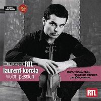 Various  Artists – Korcia; violon passion - Coffrets RTL Classiques