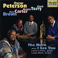 Oscar Peterson, Ray Brown, Benny Carter, Clark Terry – The More I See You