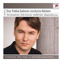 Esa-Pekka Salonen, Swedish Radio Symphony Orchestra, Carl Nielsen, Sveriges Radios Symfoniorkester – Esa-Pekka Salonen Conducts Nielsen