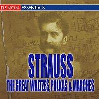 Různí interpreti – Great Strauss Waltzes, Polkas & Marches