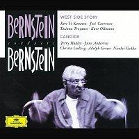 Přední strana obalu CD Bernstein: West Side Story; Candide