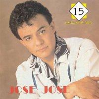 Jose Jose – 15 Exitos De Oro