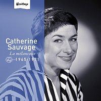Přední strana obalu CD Heritage - La Mélancolie - Philips (1965-1971)