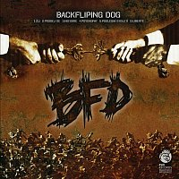 Backfliping Dog, The Breed – Split