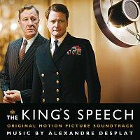 Přední strana obalu CD The King's Speech OST