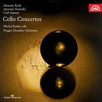 Michal Kaňka – Kraft, Vranický & Stamitz: Violoncellové koncerty – CD