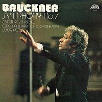 Česká filharmonie/Libor Pešek – Bruckner: Symfonie č. 7 E dur, Ouvertura g moll