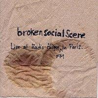 Broken Social Scene – Live At Radio Aligre FM In Paris