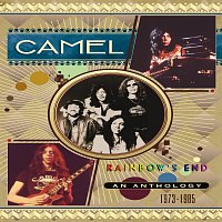 Přední strana obalu CD Rainbow's End – A Camel Anthology 1973 – 1985
