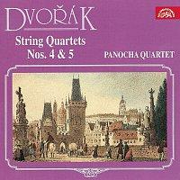 Panochovo kvarteto – Dvořák: Smyčcový kvartet č. 4 a 5