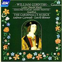 Přední strana obalu CD Cornysh, Turges, Prentes: Latin Church Music