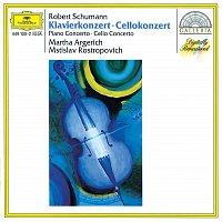 Martha Argerich, Mstislav Rostropovich, National Symphony Orchestra Washington – Schumann: Piano Concerto Op.54; Cello Concerto Op.129