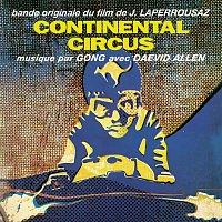 Přední strana obalu CD Continental Circus