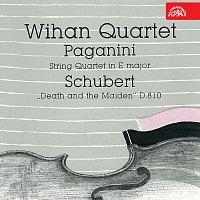 "Wihanovo kvarteto – Paganini: Smyčcový kvartet E dur - Schubert: Smyčcový kvartet č. 14 d moll ""Smrt a dívka"""