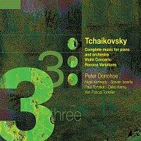 Peter Donohoe, Bournemouth Symphony Orchestra, Rudolf Barshai – Tchaikovsky: Piano Concertos