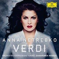 Přední strana obalu CD Verdi