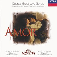 Montserrat Caballé, José Carreras, Placido Domingo, Mirella Freni – Amor - Opera's Great Love Songs