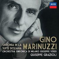 Giuseppe Grazioli, Orchestra Sinfonica di Milano Giuseppe Verdi – Marinuzzi: Sinfonia In La - Suite Siciliana
