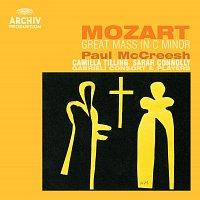 Přední strana obalu CD Mozart: Mass in C minor