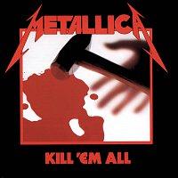 Přední strana obalu CD Kill 'Em All