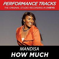 Mandisa – How Much [EP / Performance Tracks]