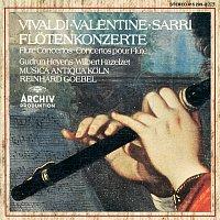Vivaldi / Valentine / Sarri: Flute Concertos
