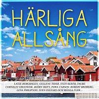 Various  Artists – Harliga allsang - var basta sommar