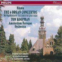 Ton Koopman, The Amsterdam Baroque Orchestra – Haydn: The 6 Organ Concertos