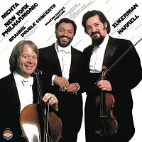 Zubin Mehta, New York Philharmonic Orchestra, Pinchas Zukerman, Lynn Harrell, Johannes Brahms – Brahms: Concerto for Violin, Cello and Orchestra in A Minor, Op. 102 & Academic Festival Overture, Op. 80