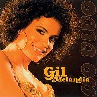 Přední strana obalu CD Gil Melandia Ao Vivo