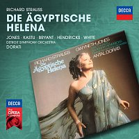 Gwyneth Jones, Matti Kasty, Dinah Bryant, Barbara Hendricks, Sir Willard White – Strauss, R.: Die Agyptische Helena