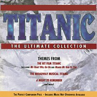 Přední strana obalu CD Titanic: The Ultimate Collection