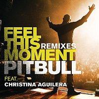 Pitbull, Christina Aguilera – Feel This Moment Remixes