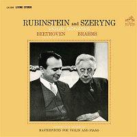 Henryk Szeryng, Arthur Rubinstein, Johannes Brahms – Beethoven: Violin Sonata No. 8 in G Major, Op. 30 - Brahms: Violin Sonata No. 1 in G Major, Op. 78