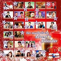 Přední strana obalu CD Der musikalische Advents Kalender