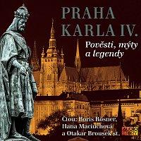 Různí interpreti – Královská Praha. Z cyklu Praha v pověstech, mýtech a legendách (Díl 2)