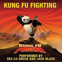 Přední strana obalu CD Kung Fu Fighting