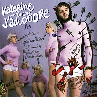 Přední strana obalu CD Louxor J'Adore [Katerine vs Joachim Garraud]