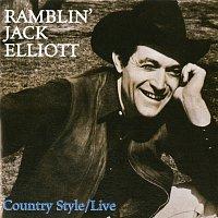 Ramblin' Jack Elliott – Country Style/Live