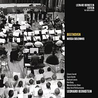 "Leonard Bernstein, Ludwig van Beethoven, New York Philharmonic Orchestra, Westminster Choir, Carol Smith, Richard Lewis, Eileen Farrell, Kim Borg – Beethoven: Missa Solemnis, Op. 123 & Fantasia in C Minor, Op. 80 - Haydn: Mass in B-Flat Major, Hob. XXII; 12 ""Theresia"""