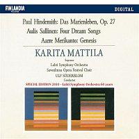 Karita Mattila – Hindemith / Sallinen / Merikanto