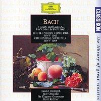 Royal Philharmonic Orchestra, Eugene Goossens – J.S. Bach: Violin Concertos No.1 BWV 1041; No.2 BWV 1042; No.3 BWV 1043