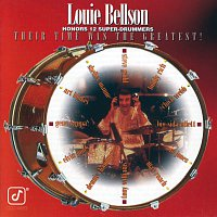 Louie Bellson And His Big Band – Louie Bellson Honors 12 Super-Drummers -- Their Time Was The Greatest!